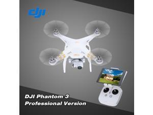 Original DJI Phantom 3 Professional Version FPV RC Quadcopter with 4K HD Camera Auto-takeoff/Auto-return home/Failsafe RTF Drone