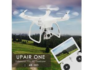 Original UPAIR ONE Professional FPV Altitude Hold One Key Return RC Quadcopter with 4K 1080P HD Camera