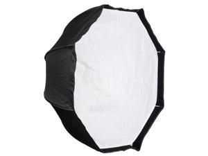 "120cm / 48"" Portable Foldable Octagon Umbrella Softbox Diffuser Reflector for Photography Photo Studio Flash Speedlite Strobe Lighting"