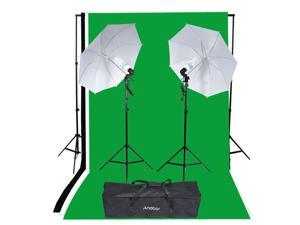 Andoer Photography Studio Portrait Product Light Lighting Tent Kit Photo Video Equipment