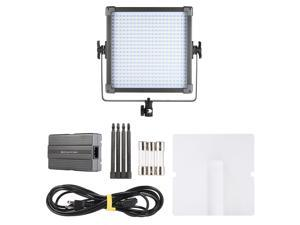 F&V K4000S 400pcs Beads LED Studio Film Video Light Dual Color 3200K-5600K Adjustable Color Temperature CRI85+
