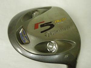 Taylor Made Ladies r5 Dual Fairway Wood
