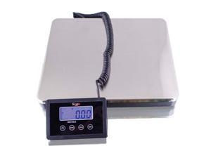 SAGA 360 LB X 0.2 s DIGITAL POSTAL SCALE for SHIPPING WEIGHT POSTAGE W/AC 160 KG
