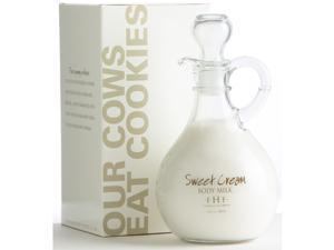Farmhouse Fresh Body Milk Lotion - Sweet Cream Handle Cruet 10 oz