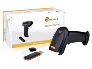 TaoTronics TT-BS012 Wireless Cordless Handheld Barcode Scanner Reader Kit