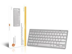 * Holiday Promotion * TaoTronics® TT-MK003 Mini Wireless Bluetooth 3.0 Keyboard for iPad mini 2 / iPad mini / iPad Air / New iPad / iPad 2 / iPad 1 / Nexus 7 / Galaxy Tab and other Tablets