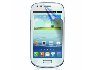 3 PCS Clear LCD Screen Protector Film For Samsung Galaxy S3 SIII Mini i8190