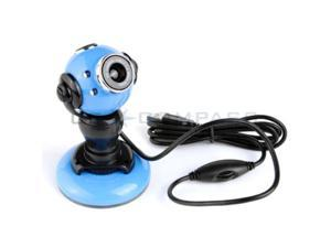 USB 5.0 Megapixel 4 LED HD Webcam Camera for Desktop PC Laptop Notebook
