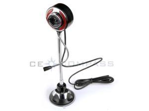 USB 5.0 Megapixel Flexible PC Camera Webcam With Microphone