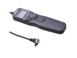 RS-80N3 LCD Timer Remote Shutter Release For Canon EOS 1D 5D 50D 20D 30D D2000