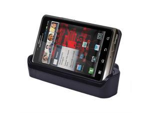 Battery Charger Data Sync Cradle Dock Station For Motorola Droid Binoic XT875 4G