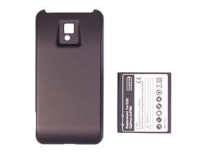 Extended Battery + Cover Door Case For LG Optimus 2X P990