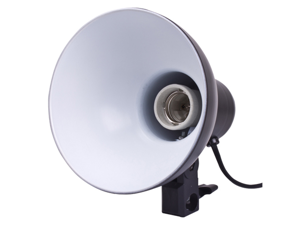 6 inch 6'' Photo Studio Reflector With AC Socket