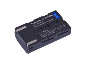 New Li-ion SB-LSM80 Battery For Samsung SC-DC164 SC-DC175 Camcorder