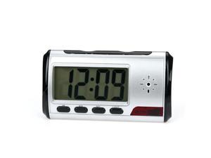 Hidden Remote Digital Alarm Clock Surveillance Nanny Cam Camera Video DVR Record