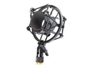 Microphone Shock Mount Clip Holder For MXL Large Diameter Condenser MIC