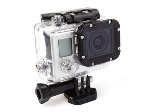 Waterproof Skeleton Housing Case Underwater Cover without Lens for Gopro hero 3 Open Side for FPV