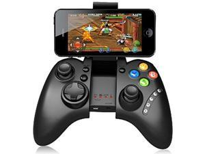 iPega PG-9021 Wireless Bluetooth Gaming Controller Console Gamepad Joystick For iPhone 6s 6 5S 5C 5  iPad, iPad Air, iPad Mini, iOS & Android System, Samsung Galaxy S6 S5 S4 Note 4 3 HTC One LG Tablet