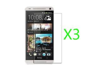 HTC ONE Mini Screen Protector - High Definition HD Ultra Crystal Clear LCD Screen Protector Shield Film Guard For HTC ONE Mini 3 Pack
