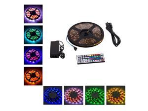 Waterproof 5M 500CM 16FT RGB 5050 SMD LED Strip Light 150LEDS 30LED/meter