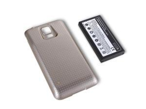 Replacement Battery + Cover Door Case For Samsung Galaxy Samsung S5 SV G900 i9600