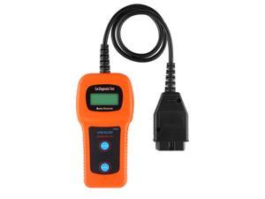 U281 OBD2 OBDII ABS Airbag Auto Scanner Car Trouble Code Reader Engine Memo Diagnostic Reset Tool  Compatible with Any VW/Audi/Seat/Skoda/Jetta/Golf/Beetle/Touareg/GTI/Passat and More using a 16 pin