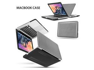 MacBook Pro 13 Case - Soft-Touch Plastic Matte Hard Shell Protective Case Cover Skin for Apple MacBook Pro 13 Inch A1278 Rope Pattern