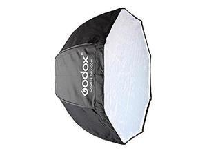 Portable Octagon Softbox 80cm/31.5in Umbrella Brolly Reflector Flash light Softbox for Studio Photo Flash Speedlight