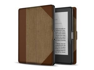"""Case for Kindle 8th Generation - Slim & Light Smart Cover Case with Auto Sleep & Wake for Amazon Kindle E-reader 6"""" Display, 8th Generation 2016 Release (Vintage Book)"""