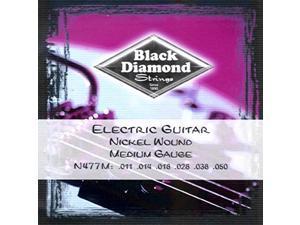 Black Diamond Strings 477 Series Nickel Round Wound 11-50 Gauge N477M