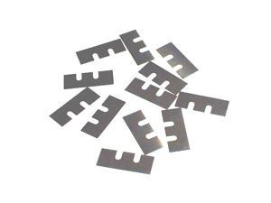 Genuine Fender Floyd Rose Locking Nut Shims 0.20mm Height 12 Pack 099-8111-049