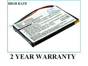 HIGH RATE BATTERY Garmin Nuvi 260w,205WT,361-00019-11,1250mAh