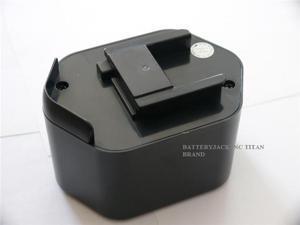 NEW 2.4AH Battery for Porter Cable 12v 12 volt 8623, 869, 9866/F