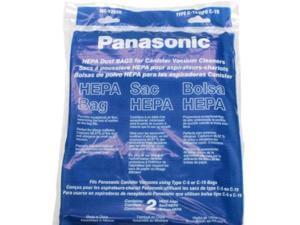 Kenmore C (5055, 50558), Kenmore Q (50557). Canister vacuum HEPA bags - Panasonic MC-V295H