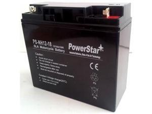 PowerStar PS-NH12-18 Motorcycle Battery