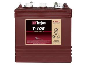 Trojan golf cart batteries T-105