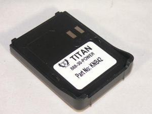 New Battery for KENWOOD THF6 THF6A TH-F6 TH-F6A PB42 PB-42L-