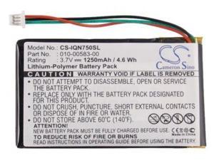 Battery for Garmin Nuvi 760 765 750 755t 710 770 700 755 710t 775 760t 785 NIB