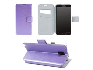JAVOedge Pearl Flip Case for the Samsung Galaxy Note 3 (Purple)