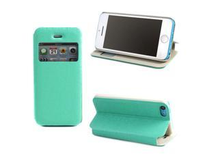 JAVOedge Slim Cover with Window for the Apple iPhone 5C (Mint)