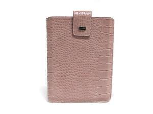 JAVOedge Pink Croc Sleeve Case for Sony Reader 700