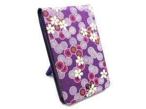 """JAVOedge Cherry Blossom Flip Case with Stand for Amazon Kindle Fire 7"""" (Twilight Purple)"""
