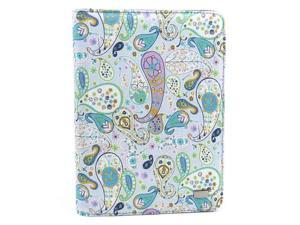 JAVOedge Paisley Book Case for Amazon Kindle Touch Wi-Fi/3G
