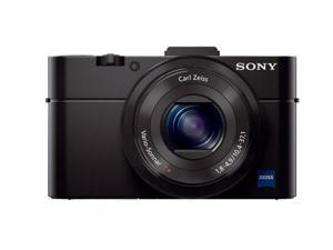 Sony DSC-RX100M II Cyber-shot Digital Still Camera 20.2MP, Black