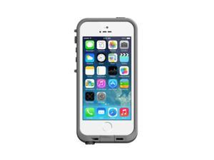 Lifeproof iPhone 5S Fre Case-White/Gray (White/Gray)