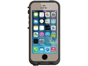 LifeProof fre Case for iPhone 5s (Dark Flat Earth/Black)