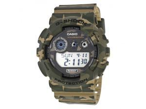 G-Shock Men's GD-120CM Camo Sport Watch …
