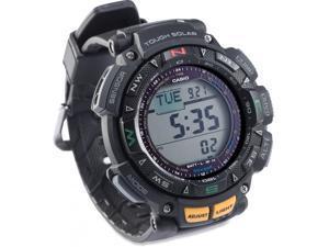 "Casio Men's PAG240-1CR ""Pathfinder"" Triple Sensor Multi-Function Sport Watch"