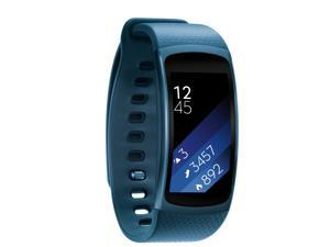 Samsung Gear Fit2- Blue, Small …
