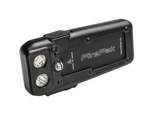 SureFire Fire Pak High Output Illuminator and Smartphone Charger (Black)